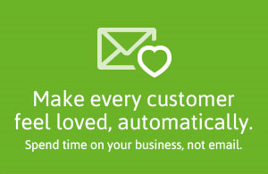 Infusionsoft - Spend time on your business, not email