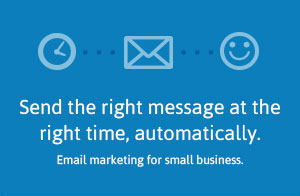 Infusionsoft - Email marketing for small business