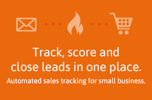 Infusionsoft - Automated sales tracking for small business