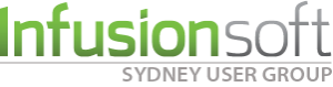 Infusionsoft Sydney User Group